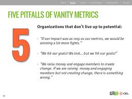 Definition Of Vanity Beyond Vanity Metrics Toward Better Measurement Of Member Engagement