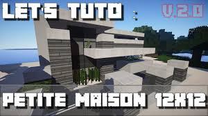 Maison Modern Minecraft by Minecraft Let U0027s Tuto 12x12 V2 0 Petite Maison Download