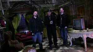 fear factory ghost adventures travel channel ghost