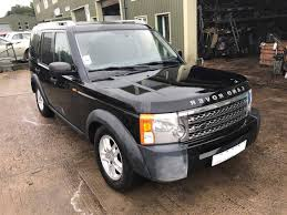 currently breaking 2008 land rover discovery 3 2 7 tdv6 xs