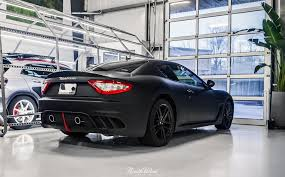 maserati price list maserati gran turismo xpel stealth u0026 satin gold car wrap