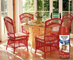 home dzine how to restore and revamp wicker furniture this for