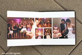 wedding photo album book wu photography san francisco wedding photographer