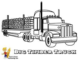 tractor trailer coloring pages 93 best paint images on pinterest coloring sheets jeeps and
