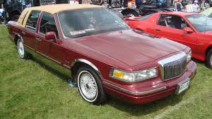 lincoln town car 2017 lincoln town car wikipedia