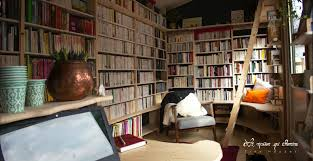 nomadic bookseller travels all over france with his tiny library