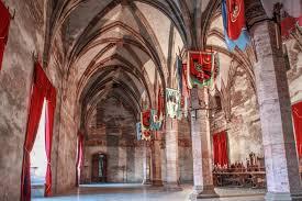a visit to the corvin castle hunyadi castle in transylvania