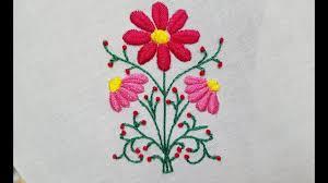 Fish Bone Stitch Embroidery Tutorials Fish Bone Stitch Embroidery Fishbone Stitch Design For