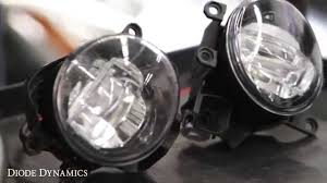 lexus is350 f sport fog lights lexus isf fog light leds youtube