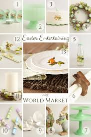 368 best be a better bunny images on pinterest world market easter entertaining with world market via michelle s party plan it worldmarket easter