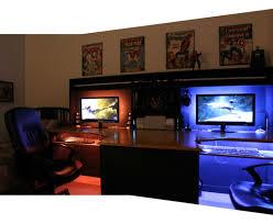 desk best computer gaming desk amazing pc gaming desk good computer desks for gaming desk