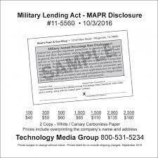 Map R Mapr Disclosure Forms U0026 Applications Supplies