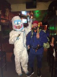 abominable snowman costume yukon cornelius and the abominable snowman