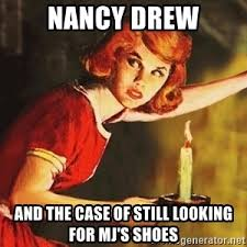 Nancy Meme - nancy drew meme meme generator
