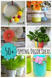 spring diys spring decorations ideas project awesome pic on spring decor ideas