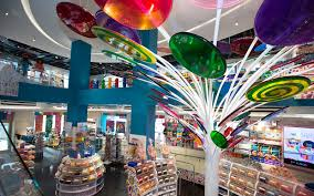 dylan lauren opens new dylan u0027s candy bar in chicago travel leisure