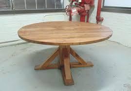 custom built dining room tables wonderful reclaimed plank dining table decor round dining table