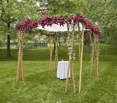 how to make a chuppah your chuppah unique my day hatunot the
