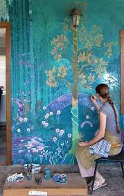 pin by glenda goodwhich on wizards keep pinterest wall murals