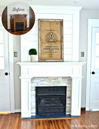 articles with fireplace trim kit canada tag trendy fireplace trim