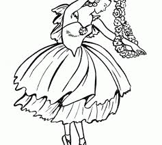 coloring pages download coloring pages girls flowers