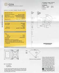 amazon com 4 75 carats diamond authenticity certificate for our diamonds