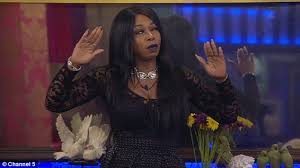 Tiffany Pollard Nude Pictures - celebrity big brother 2016 s tiffany pollard has outburst at her