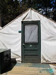 tent cabin yosemite park s curry village accessible accommodations