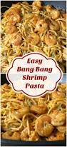sriracha mayo kraft easy bang bang shrimp pasta recipe spaghetti noodles sriracha