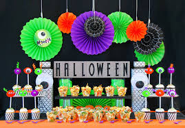 wicked themed events halloween party table evite