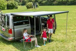 Camper Van Awnings Fiamma F40 Van Compact Campervan Awning Jacksons Leisure Supplies