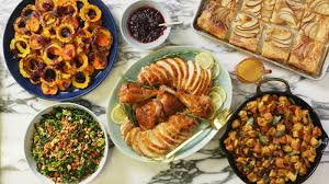 this thanksgiving menu only takes 3 hours epicurious