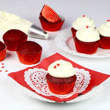 video the best red velvet cupcakes with cream cheese frosting