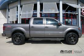 Ford F150 Truck Rims - ford f150 with 20in fuel vapor wheels exclusively from butler