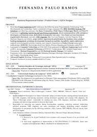 Scrum Master Sample Resume by Sample Scrum Master Resume Resume For Your Job Application