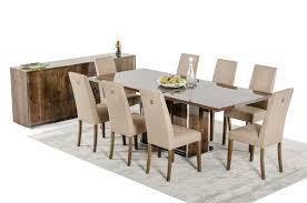 athen italian modern dining set
