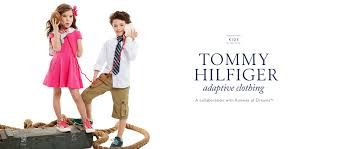 Clothing For Children With Autism Runway Of Dreams Tommy Hilfiger Usa
