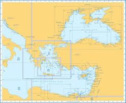Mediterranean Sea World Map by Admiralty Charts Eastern Mediterranean Sea And Black Sea F 59
