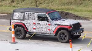 turbo jeep wrangler 2018 jeep wrangler u0027s 2 0l turbo engine rumored to produce 368 hp