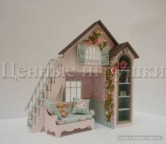 Shabby Chic Dollhouse by 184 Best Doll House Images On Pinterest Doll Houses Dollhouses