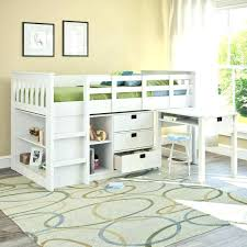 cheap bunk beds with desk bunk beds with stairs and desk getrewind co