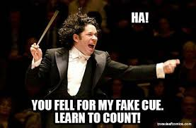 Musician Memes - in celebration of my cake day and my graduate conducting recital