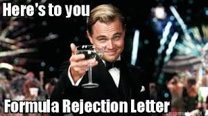 Rejection Meme - rejection my old friend faerl marie