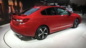 2016 subaru impreza hatchback red 2016 subaru impreza 4 generation hatchback images specs and news