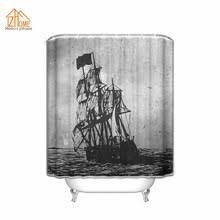 Sailboat Shower Curtains Buy Sailboat Shower Curtain And Get Free Shipping On Aliexpress