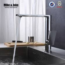 designer kitchen faucets 360 rotating chrome contemporary kitchen faucets basin sink brass