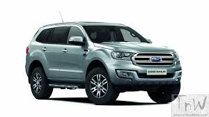 ford endeavour launched with prices starting inr 24 75 lakh