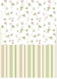 Paper Wallpaper by Free Printable Miniature Floral Paper Jennifers Printables