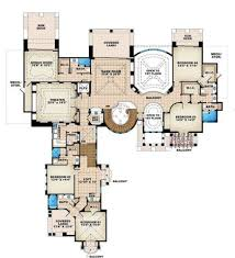 Luxury Ranch Floor Plans by Luxury House Plans With Photos