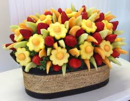 fruit flower arrangements 7 savvy benefits of giving a fruit bouquet as a gift blogs now